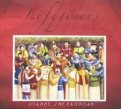 Lifegivers CD by recording artist Joanne Shenandoah